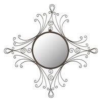 Safavieh Maltese Wall Mirror (Powerder Coated)