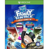 Hasbro Family Fun Pack Xbox One Video Game