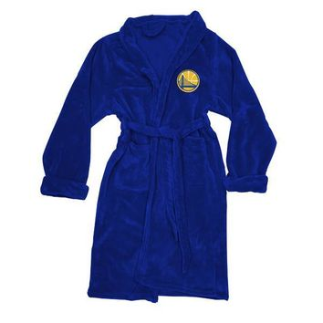 Golden State Warriors Men's NBA L/XL Bath Robe
