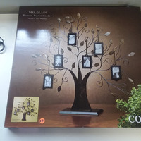 Tree of Life Picture Frame Holder