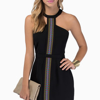 Ladakh Sonoma Trim Dress $106