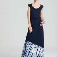 Three Dots Exclusive Tie Dye Maxi Dress | Bloomingdale's