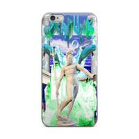 Seapunk Vaporwave iPhone 4 4s 5 5s 5C 6 6s 6 Plus 6s Plus 7 & 7 Plus Case