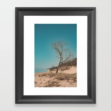 Stand Alone Framed Art Print by Faded  Photos