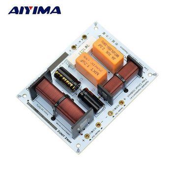 ac NOOW2 Aiyima OK2801 Multi Speaker Bass & Treble 2 Unit Audio Frequency Divider 2 Way Crossover Filters