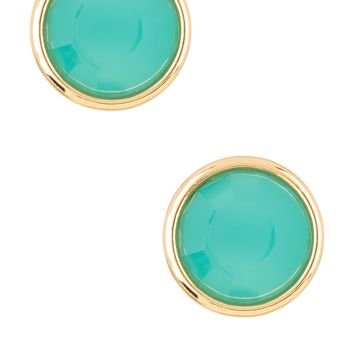 kate spade | Round Bezel Set Gumdrop Stud Earrings | Nordstrom Rack