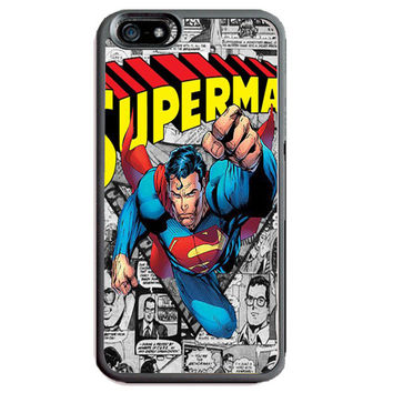 Superman TPU+PC Case For Apple iPhone 7
