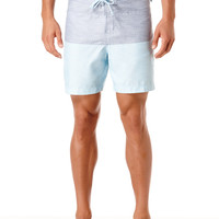 FIXED VOLLEY PIECED SWIM SHORT