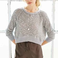 Ecote Open Stitch Sweater