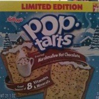 Kellogg's Limited Edition Frosted Marshmallow Hot Chocolate Pop Tarts (12 Toaster Pastries)