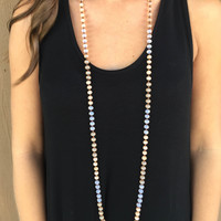 Sping Essential Beaded Necklace
