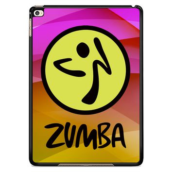 Zumba Fitness Logo Z3206 iPad Air 2  Case