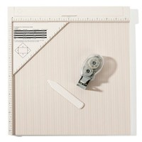 Martha Stewart Crafts Scoreboard Kit: Scoring Board, Envelope Tool, and Adhesive Tab and Roll