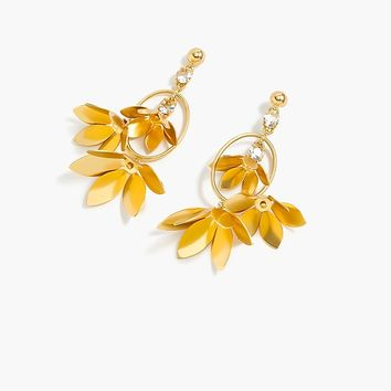 Women's Blossom Drop Earrings - Women's Jewelry | J.Crew