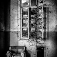 Urbex Photography Asylum Urban Exploration Fine Art Limited Edition