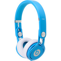 Beats By Dre Mixr Limited Edition Neon Blue Headphones at Zumiez : PDP