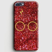 Harry Potter Face Vexel Art iPhone 7 Plus Case