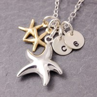 Beach: Mother Daughter Starfish (1-3 Kids)