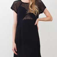 Asma Crochet Dress