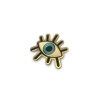 'Third Eye' Eyeball Pin