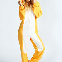 Lily Lion Animal Onesuit