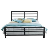 Barrett Queen Metal Platform Bed - Eco Dream