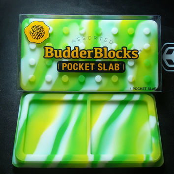 Budder Blocks Pocket Slab