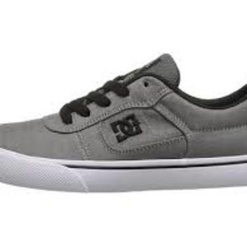 DC Cole Pro TX SE Skate Shoe (Little Kid & Big Kid) ~ Grey/Black