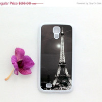 SALE 20% samsung galaxy s4 case cute Eiffel Tower case cell phone case Paris print  fine art photo case christmas gift ideas gift for her