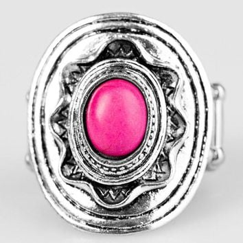 A Tribal Affair - Pink Ring