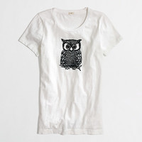 FACTORY OWL GRAPHIC TEE