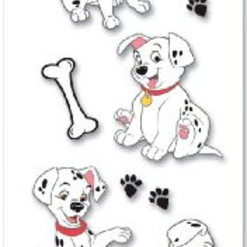 Jolees Disney Touch of Jolee's Dimensional Stickers, 101 Dalmatians
