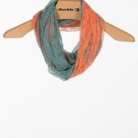 Pieced Infinity Scarf - Women's Accessories | Buckle