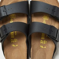 AEO Women's Birkenstock Arizona Sandal (Black)