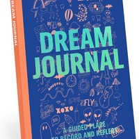 Dream Journal - A Guided Place to Record and Reflect - LAST ONE!