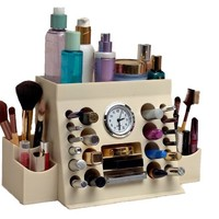 Lips n Eyes Two Piece Makeup Organizer