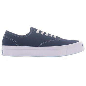 ESBONIG Converse Jack Purcell Signature Cuo Navy - Inked Canvas Low Top Sneaker