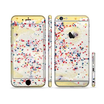 The Yummy Poptart Sectioned Skin Series for the Apple iPhone 6 Plus