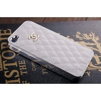 New iPhone 4G/4S Soft Leather Hard Case/Cover/Protector