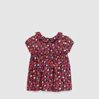 Gucci - baby viscose twill dot print dress 389332XB6616217
