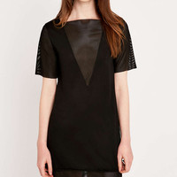 Cheap Monday Kiddo Mesh Insert Dress - Urban Outfitters