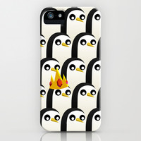 Adventure Time - Gunter iPhone & iPod Case by Ashtn | Society6