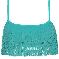 Roxy Making Waves Swimwear Top