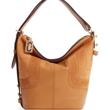 MARC JACOBS The Sling Mod Suede Hobo/Crossbody/Sling Bag | Nordstrom