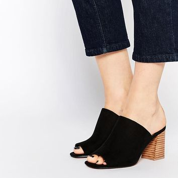 ASOS | ASOS TALL ORDER Mule Sandals at ASOS