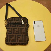Fendi Classic Vintage Mini Shoulder Bag