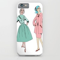 Hello Gorgeous iPhone & iPod Case by Newspaper Hippie