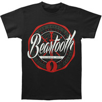 Beartooth Men's  On Fire T-shirt Black