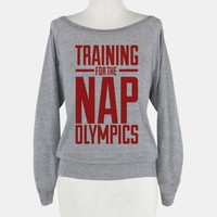 Training For The Nap Olympics