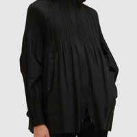 Pleats Please by Issey Miyake / Jaunty Coat Short